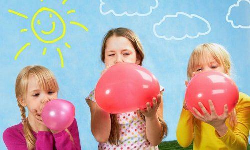 Дыхательная гимнастика для детей может проводиться в форме игры