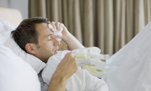 При обострении болезни пациенту назначается постельный режим