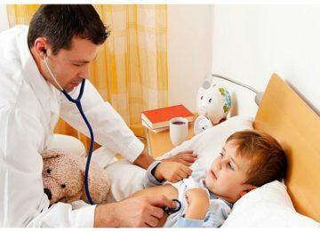 Симптомы вирусного бронхита у детей