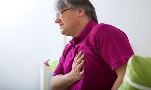 При бронхопневмонии у пациента, страдающего одышкой, нарушается дыхание