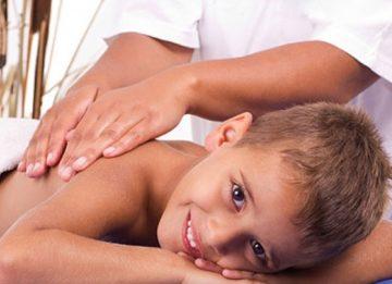 Использование массажа при бронхите у детей