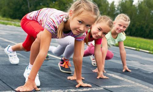 Одна из мер профилактики астматического бронхита - занятие спортом
