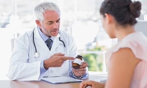 Продолжительность приема определяется врачом в индивидуальном порядке