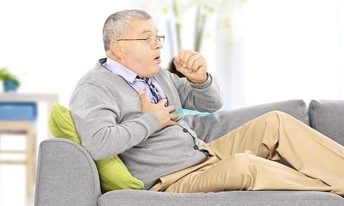 Хронический бронхит сопровождается продуктивным кашлем и одышкой