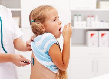 Как лечить хронический бронхит у детей?
