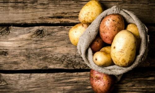 Картошка - отличный способ лечения бронхита, при помощи которого начинает активно выделяться мокрота