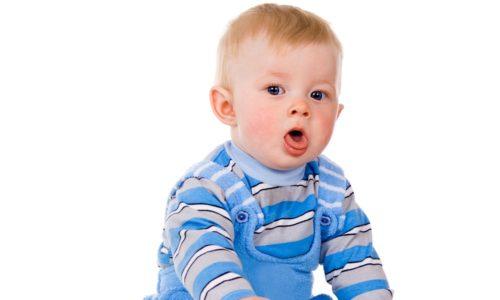 У грудных детей заболевание развивается как спастический процесс