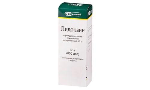 Деринат можно использовать для терапии пациентов, проходящих лечение сильнодействующим обезболивающим средством - Лидокаином
