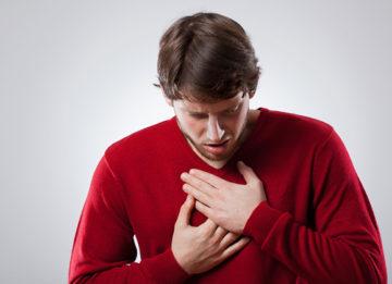 Почему возникает боль в груди при бронхите у детей и взрослых