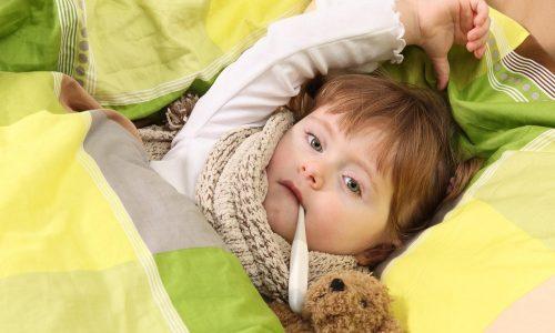 Своевременное лечение бронхита у детей позволяет снизить риск возникновения осложнений