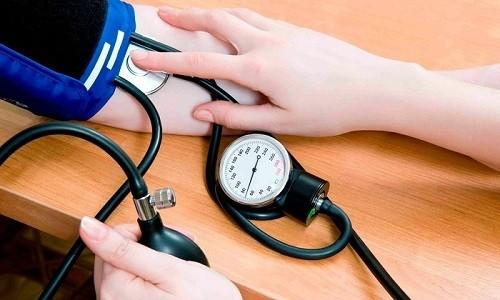 После приема Цифрана может наблюдаться снижение артериального давления