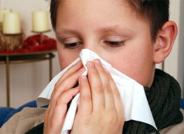 Как лечить аллергический бронхит у детей?