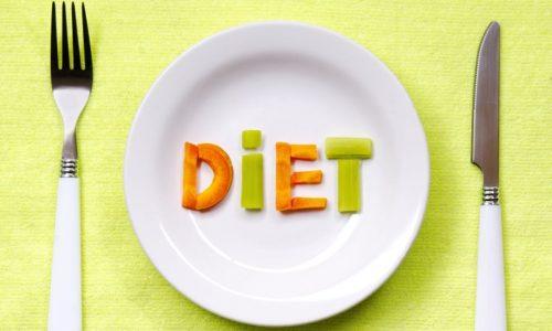 Соблюдение диеты поможет быстро справиться с болезнью