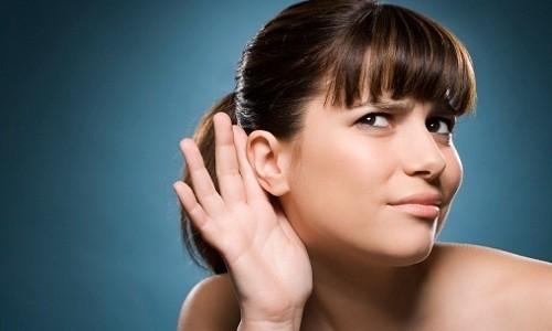 Со стороны органов слуха при приеме Вильпрафена зафиксированы единичные случаи обратимых нарушений слуховой функции