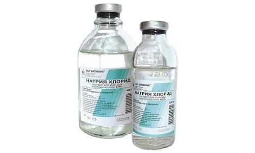 Нестерильная вода (нужно применять только физраствор) может спровоцировать инфицирование нижних дыхательных путей
