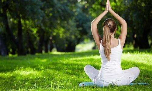 С помощью йоги процесс лечения бронхита идет эффективнее, быстрее исчезают остаточные явления недуга