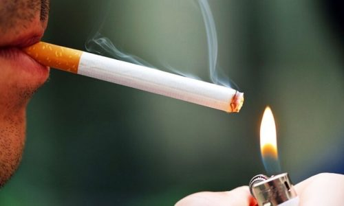 Курение способствует появлению стойкой аллергической реакции