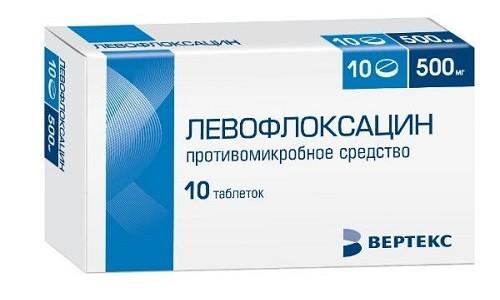 Левофлоксацин запрещен для лечения детей до 18 лет