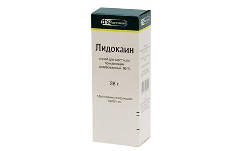 При сухом, непродуктивном кашле рекомендуется ингалировать Лидокаин (2% раствор лидокаина гидрохлорида)