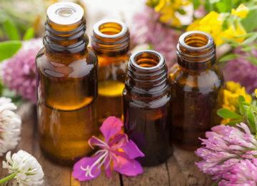 Ингаляции эфирными маслами при бронхите