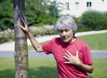 Симптомы аллергического трахеобронхита