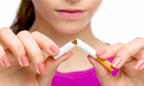 Чтобы ускорить восстановление организма после болезни, нужно отказаться от курения