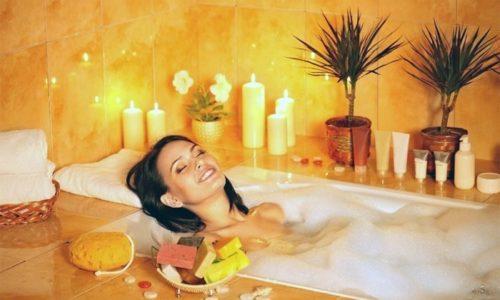 Ванны с добавлением лечебных средств принимают для лечения бронхита