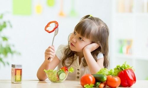 Важно укреплять иммунитет ребенка с помощью рационального питания