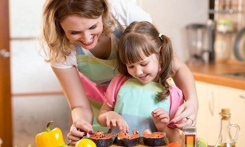 Оптимальным питанием с достаточным содержанием витаминов и необходимых микроэлементов можно устранить вероятность развития заболеваний бронхиальной системы