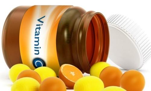 Витамин С (аскорбиновая кислота) выполняет биологические функции восстановителя и кофермента некоторых метаболических процессов, является антиоксидантом